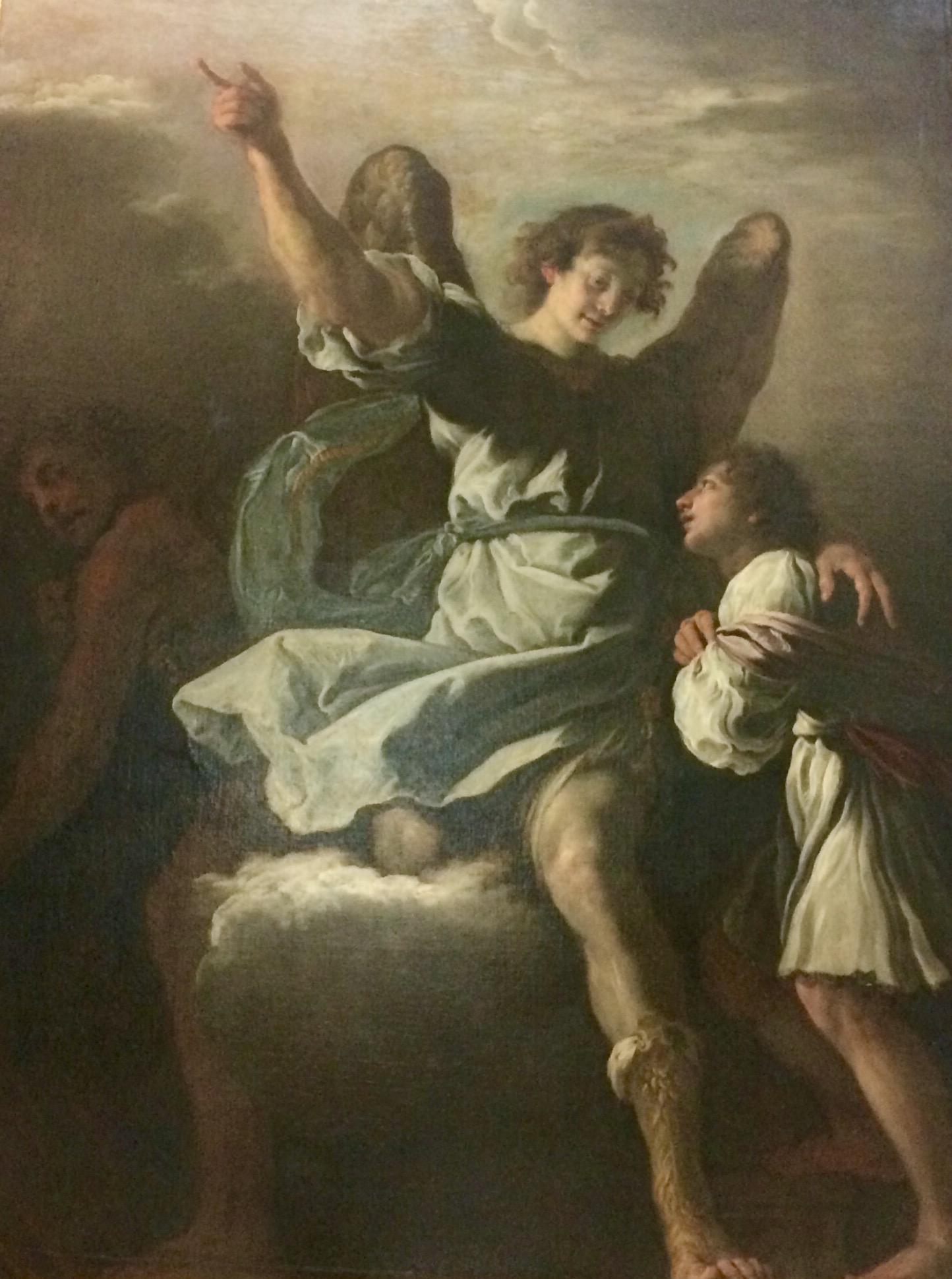 Les Anges du Louvre