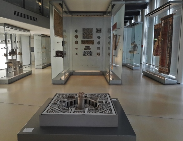 Un Musée trop méconnu à l'Institut du Monde Arabe