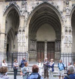 Promenade parisienne dans les pas des pionniers de la Nouvelle France