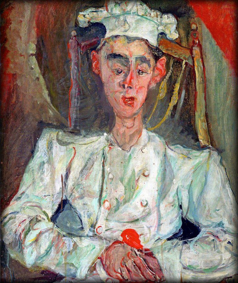 » Le Petit pâtissier » – 1922/1923 – huile sur toile – musée de l'Orangerie, Paris